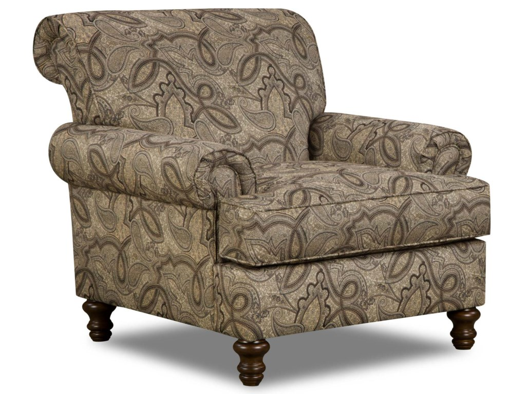 Simmons Upholstery 90001Accent Chair