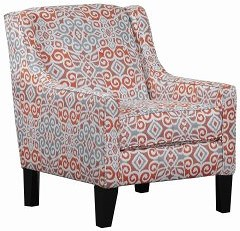 United Furniture Industries 9064 United Accent Chair with Tall Legs