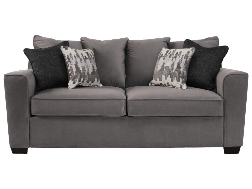 Simmons Upholstery RoxanneSofa and Loveseat