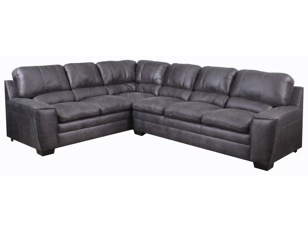 Simmons Upholstery 90855 Seat Sectional