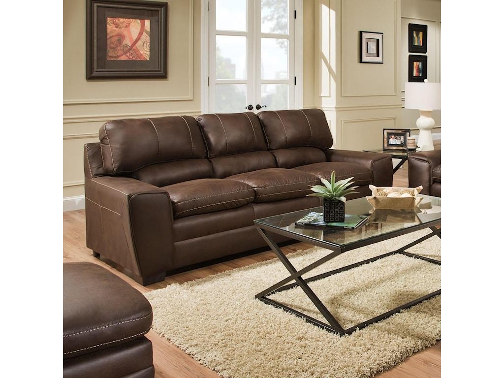 Simmons Upholstery 9085Sofa