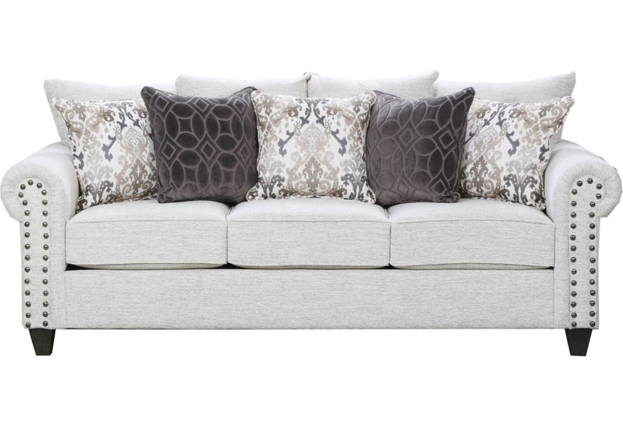 9175br 03 Transitional Sofa
