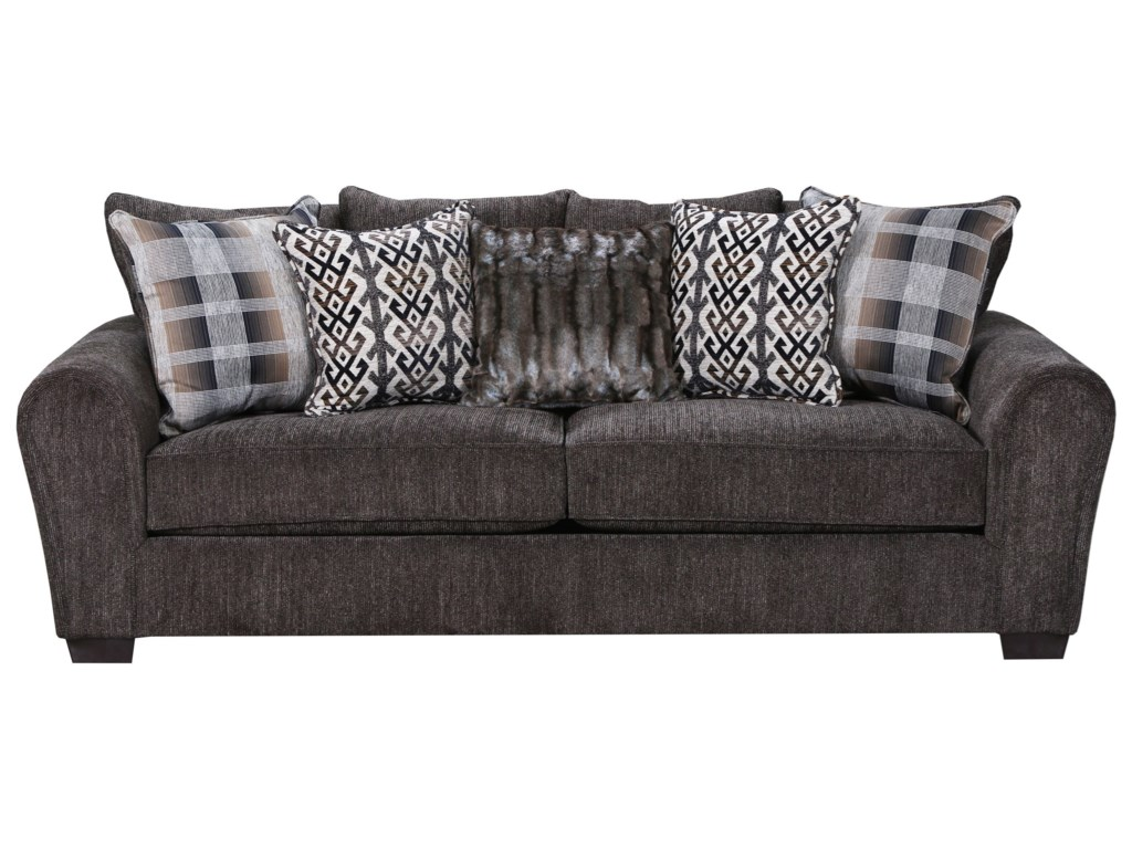 United Furniture Industries 9182BRSofa