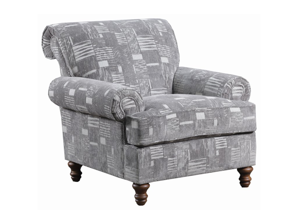 Simmons Upholstery 9255BRAccent Chair