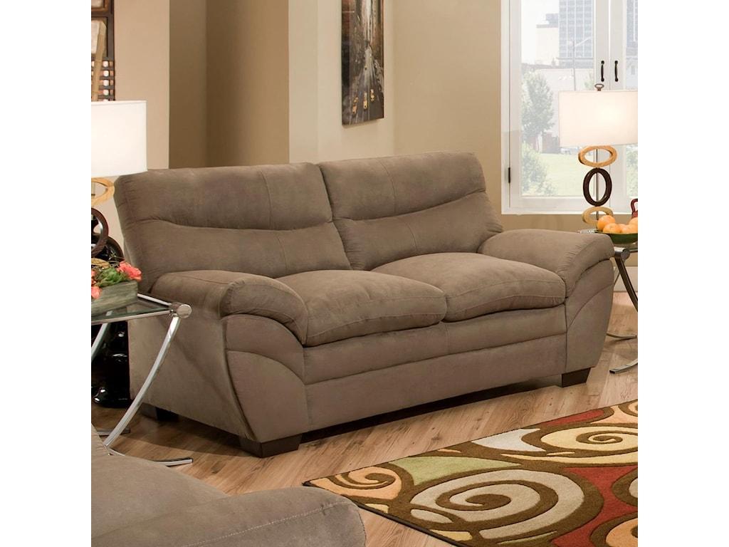 United Furniture Industries 9515Loveseat