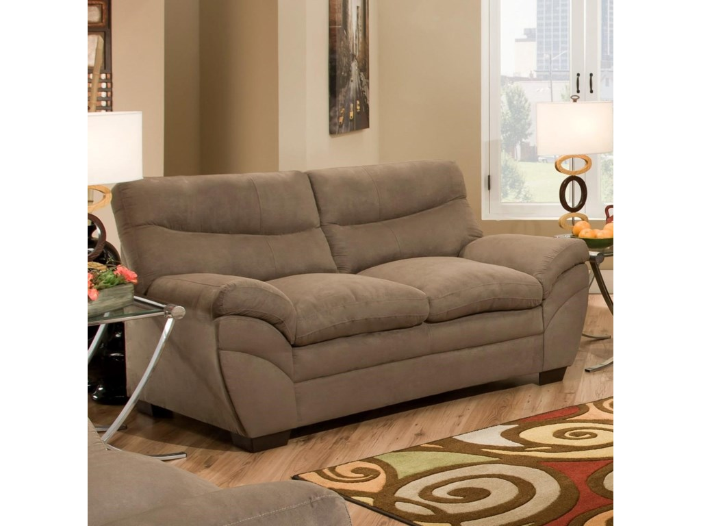United Furniture Industries 9515Loveseat