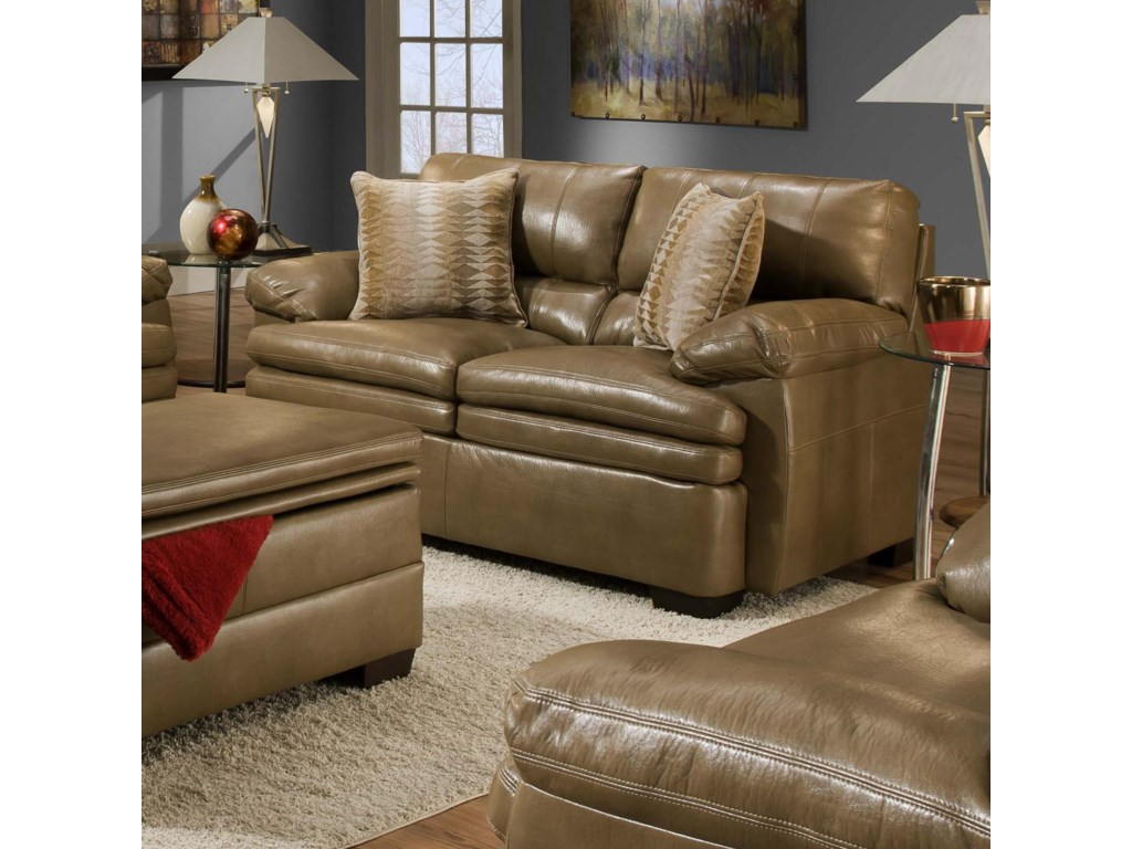 United Furniture Industries 9545Casual Loveseat