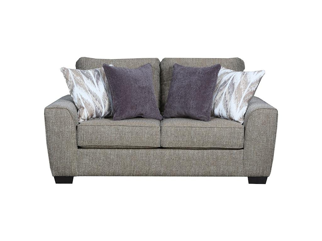 United Furniture Industries 9770BRLove Seat