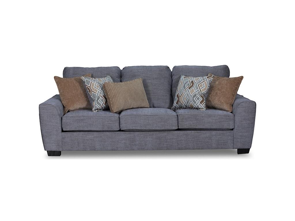 United Furniture Industries 9770BRSofa
