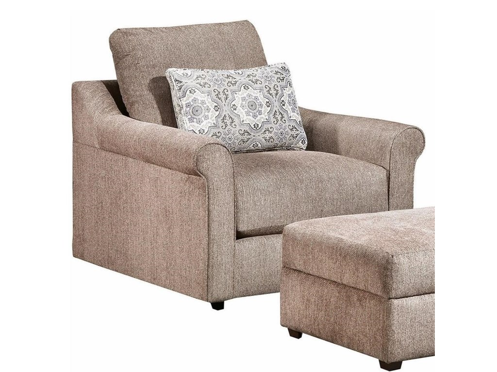 Simmons Upholstery 9910Chair