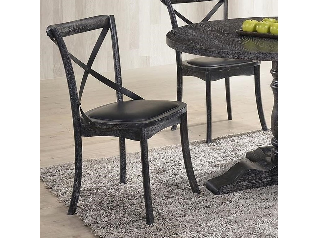 About A Chair 12 Side Chair.Simmons Upholstery Chatham 5037 12 Transitional Dining Chair With