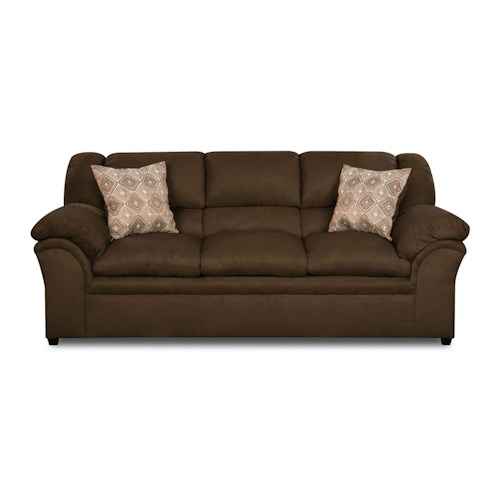 United Furniture Industries Sofa Furniture Fair North - North carolina sofa