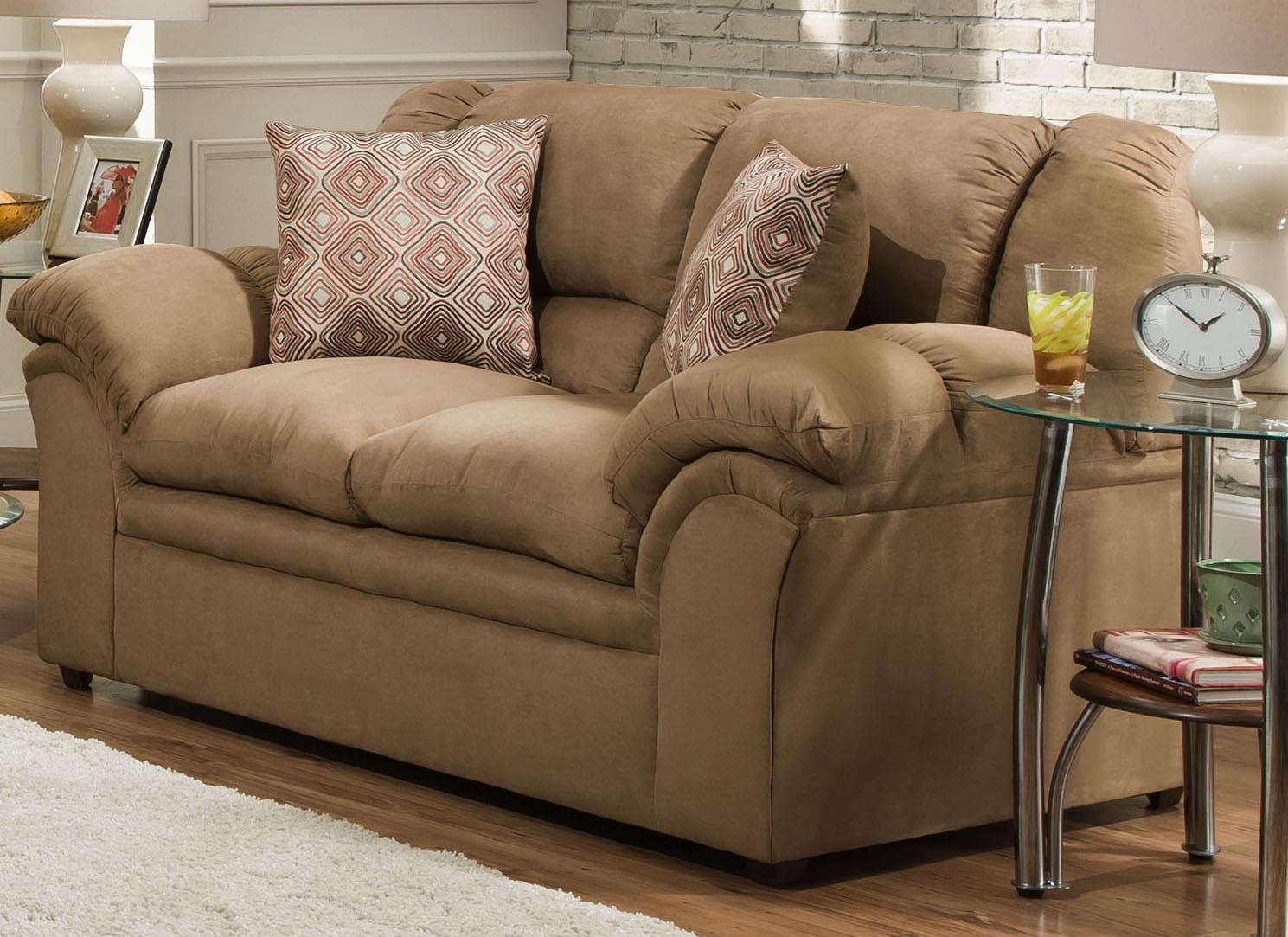 United Furniture Industries 1720 Love Seat