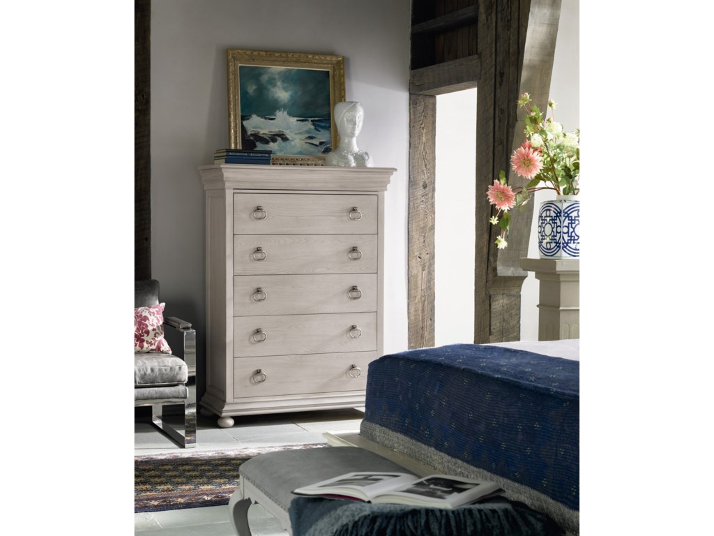 Universal ÉlanTraditional 5-Drawer Chest