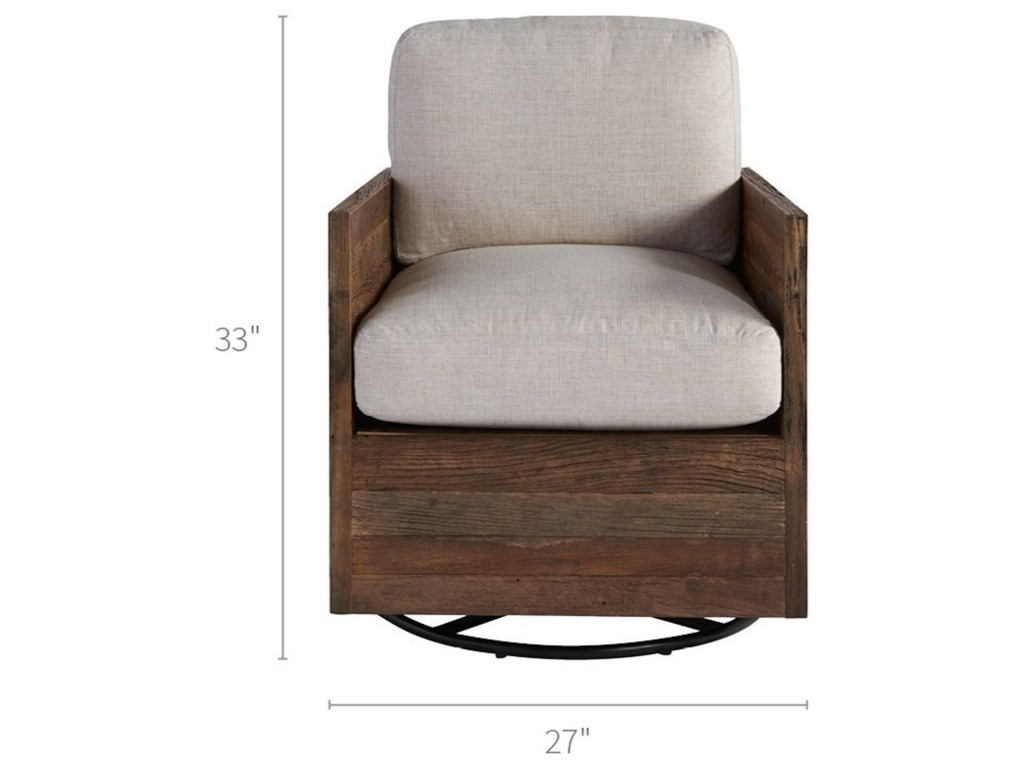 Wittman & Co. Accent ChairsWillow Accent Chair