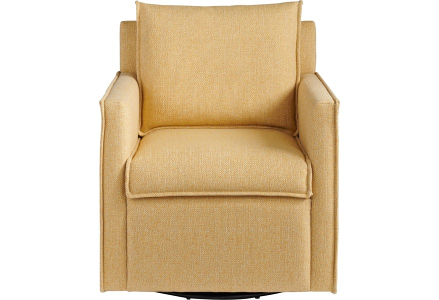 Universal Accent Chairs Casual Barley Swivel Chair Furniture Mart Colorado Upholstered Chairs