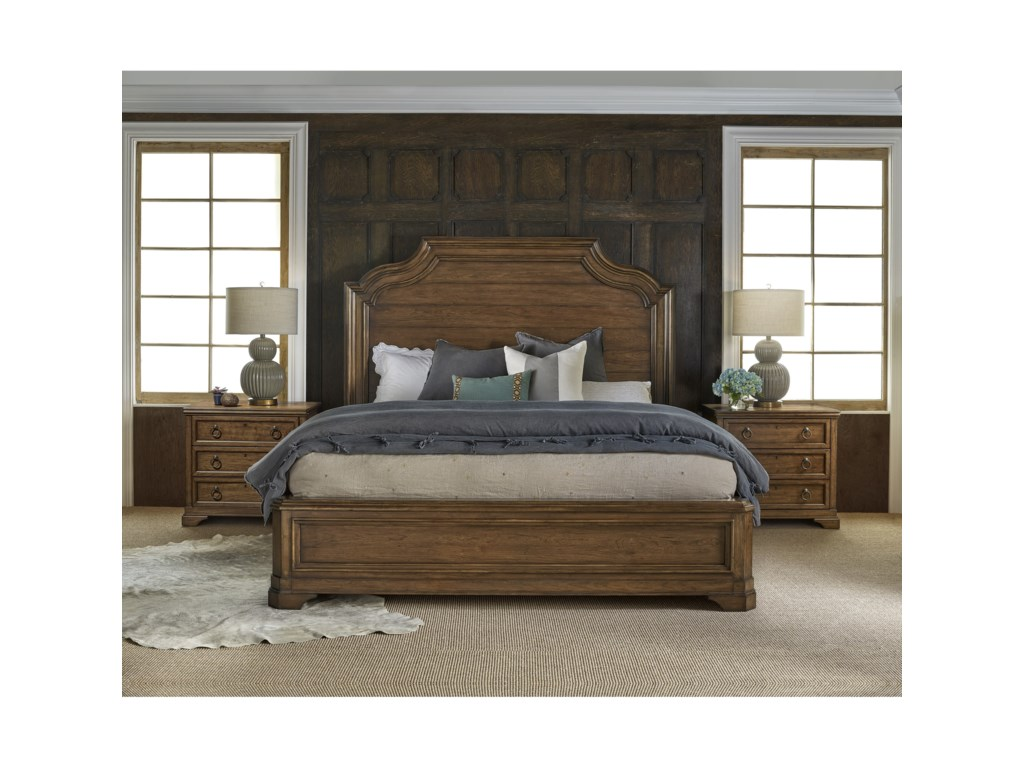 Universal ArdmoreQueen Bedroom Group