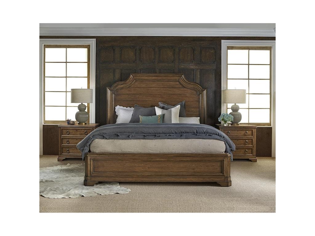 Universal ArdmoreKing Bed