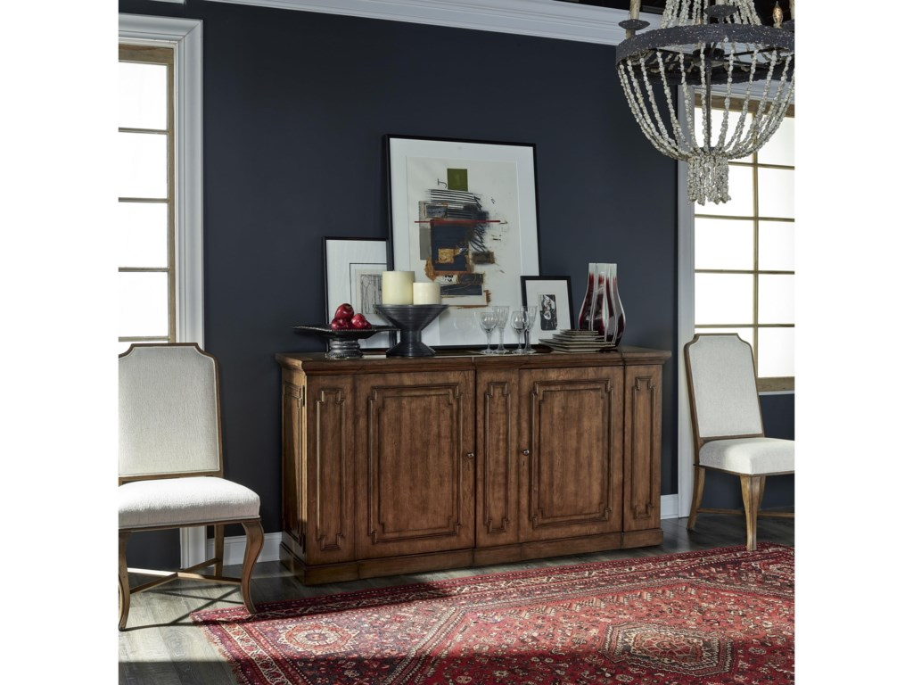 Universal ArdmoreServing and Storage Credenza