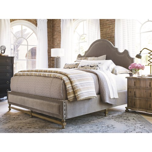 Universal Authenticity King Bedroom Group