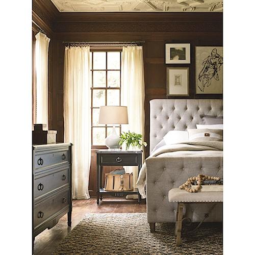 Universal Authenticity Queen Bedroom Group