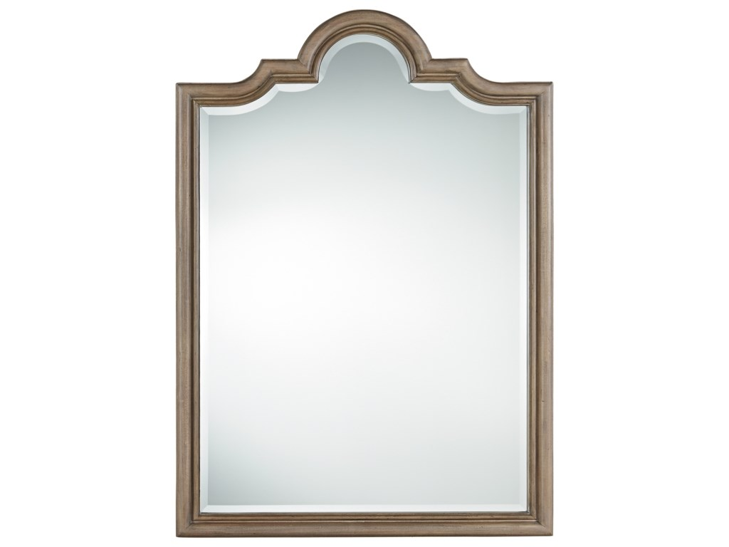 Universal AuthenticityDresser and Mirror Combo