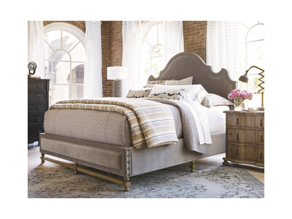 Universal AuthenticityKing Lyon Bed