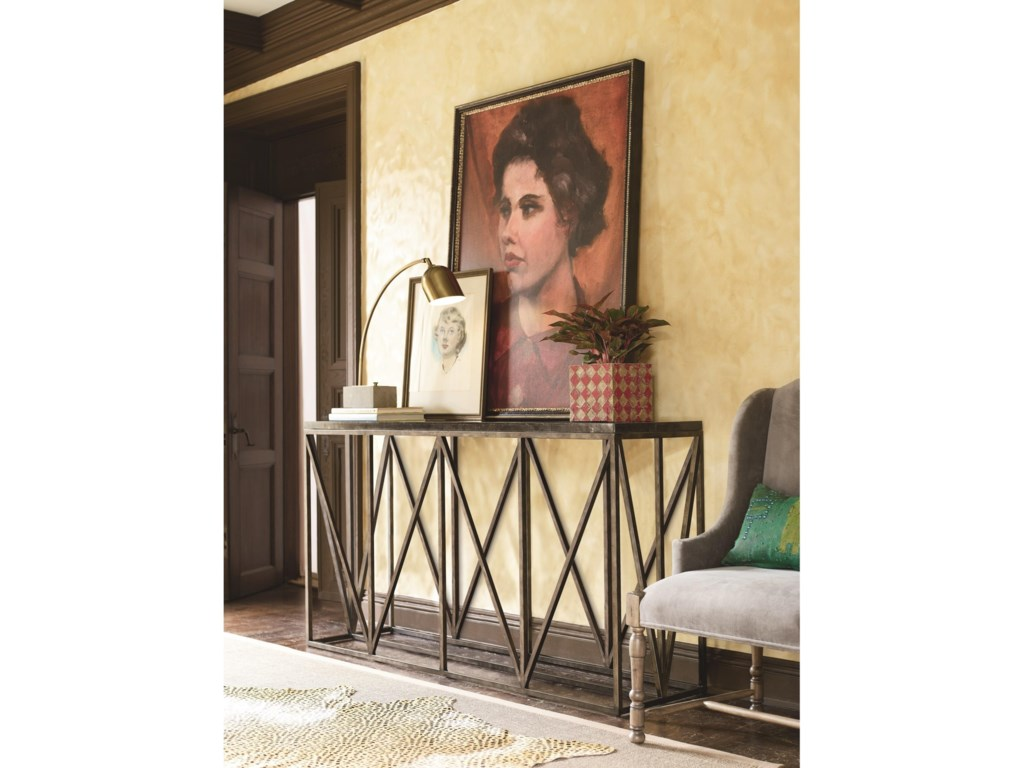 Universal AuthenticityTruss Console Table