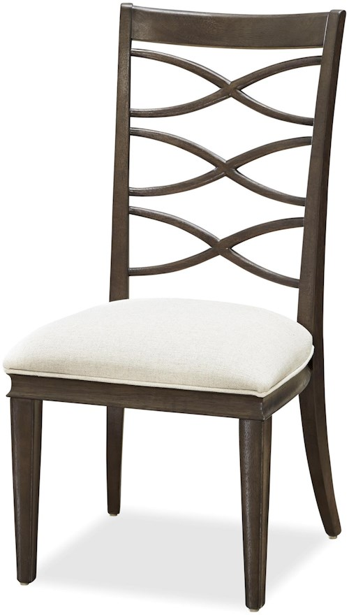 Universal California - Hollywood Hills X-Back Side Chair