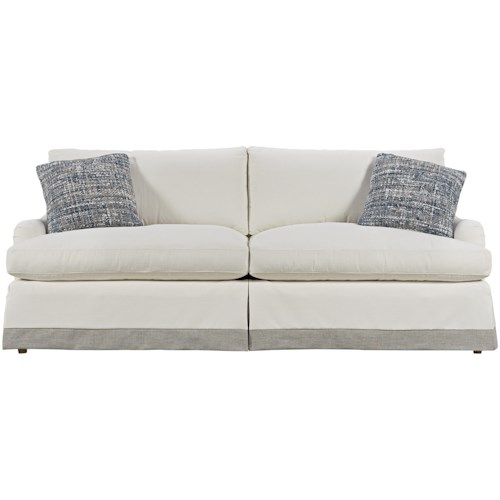 Universal Carmichael Sofa with English Arms