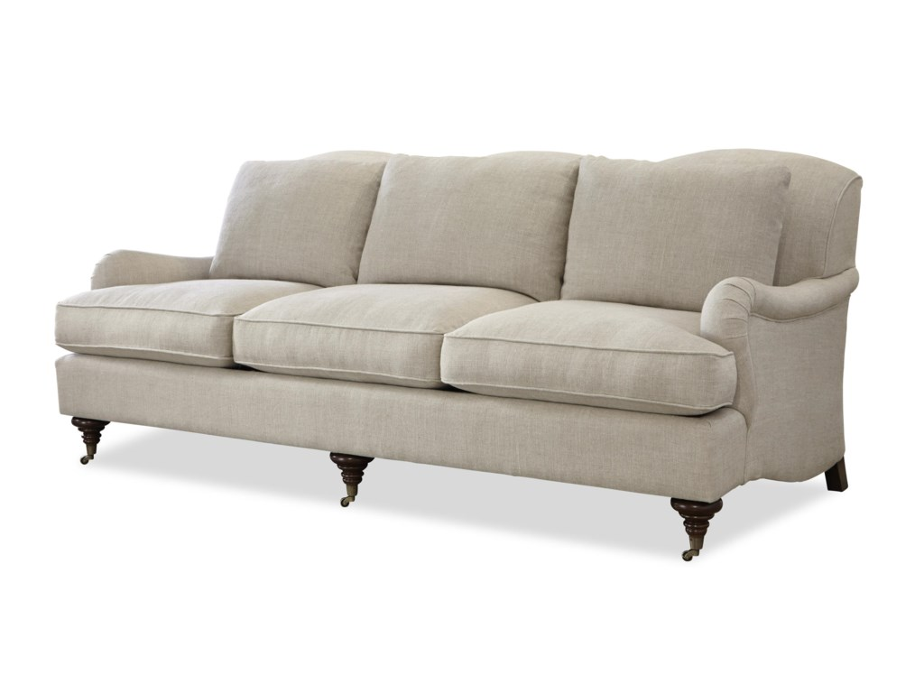 Wittman & Co. ChurchillStationary Sofa