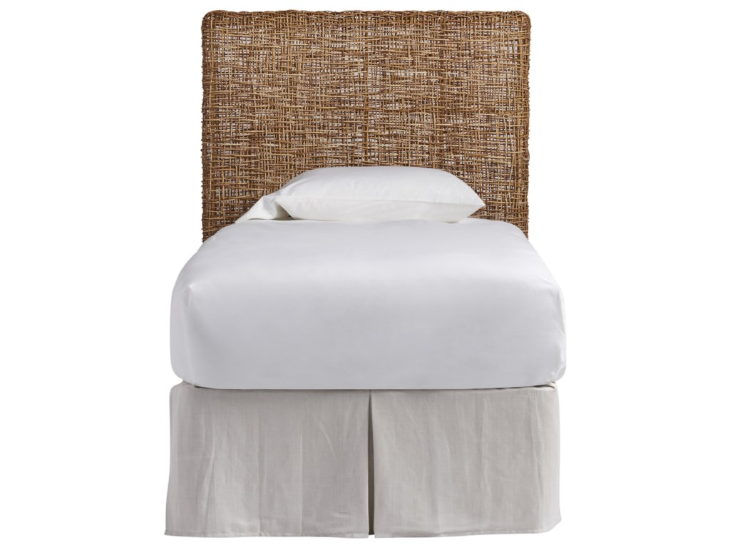 Universal Coastal Living Home - EscapeTwin Headboard