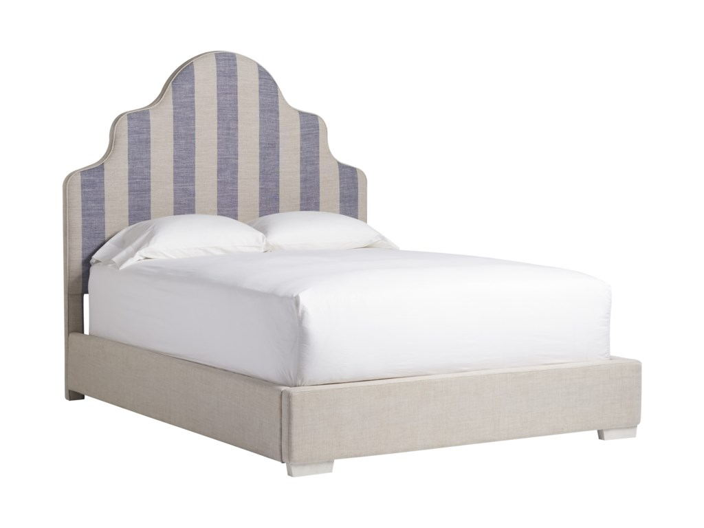 Universal Coastal Living Home - EscapeQueen Sagamore Hill Panel Bed