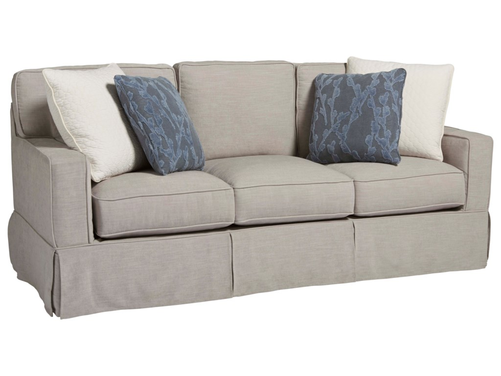 Universal Coastal Living Home - EscapeChatham Sleeper Sofa