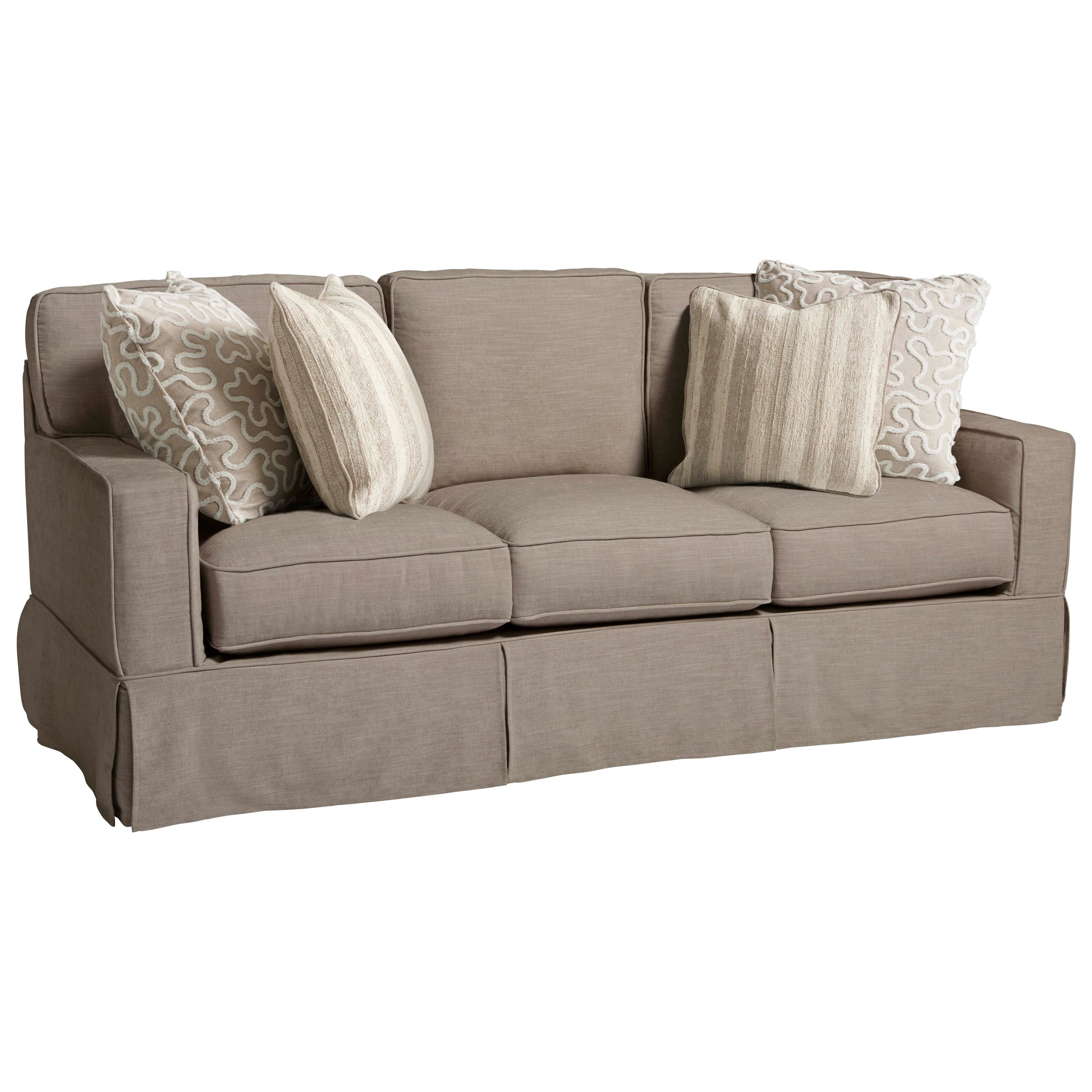 Chatham Casual Sofa with Track Arms
