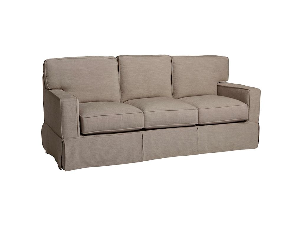 Universal Coastal Living Home - EscapeChatham Sleeper Sofa