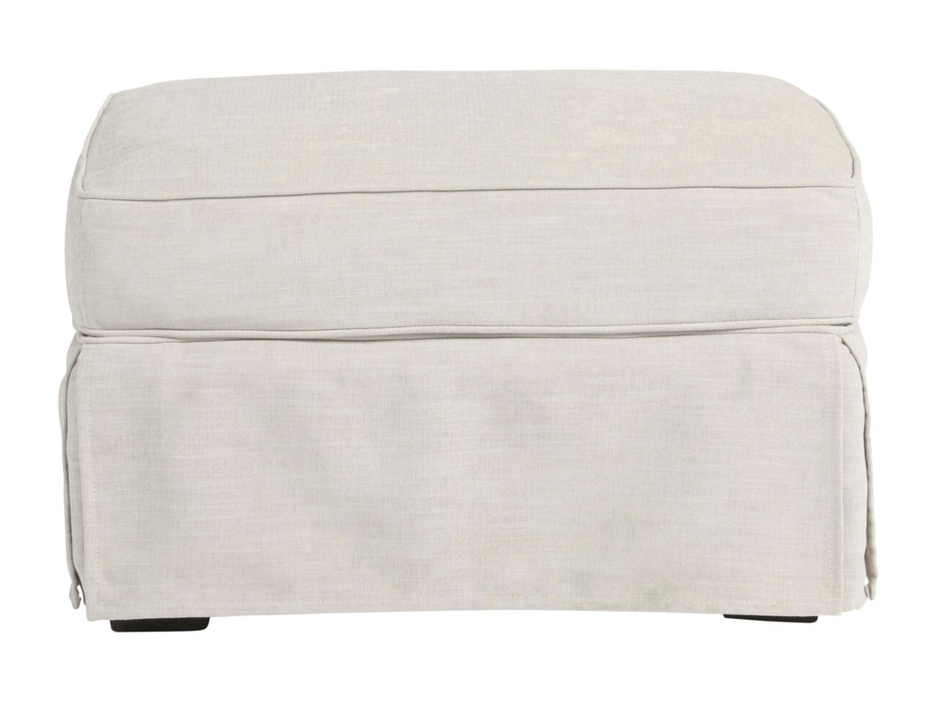 Universal Coastal Living Home - EscapeChatham Ottoman