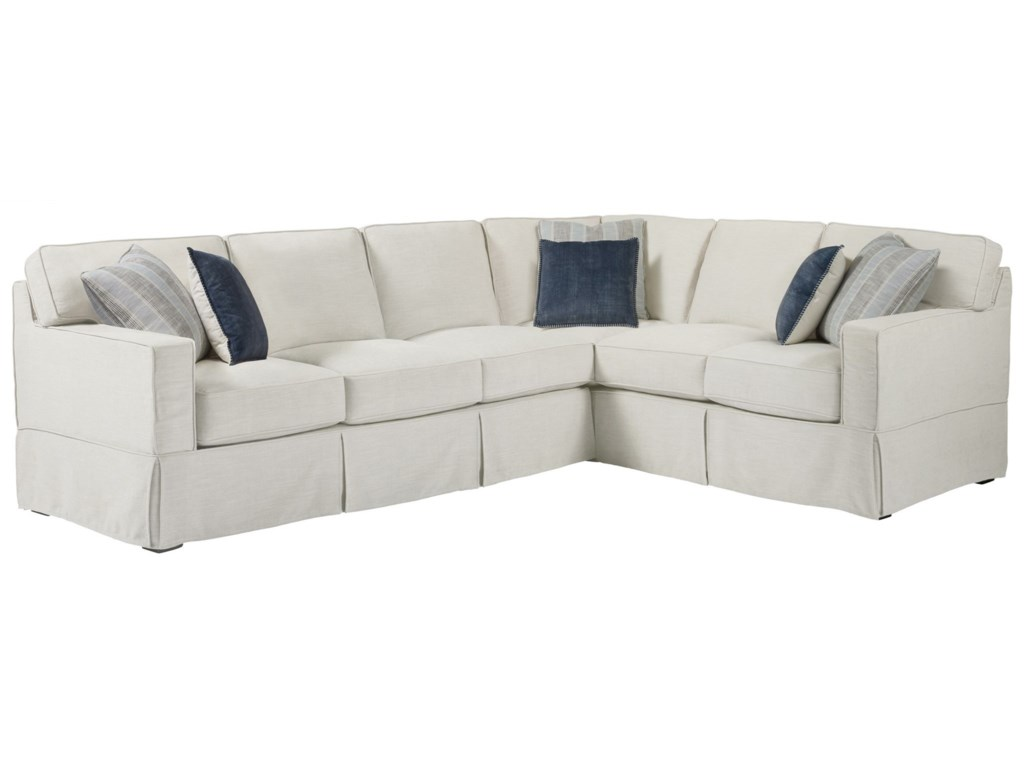 Universal Coastal Living Home - EscapeChatham Left Arm Sectional