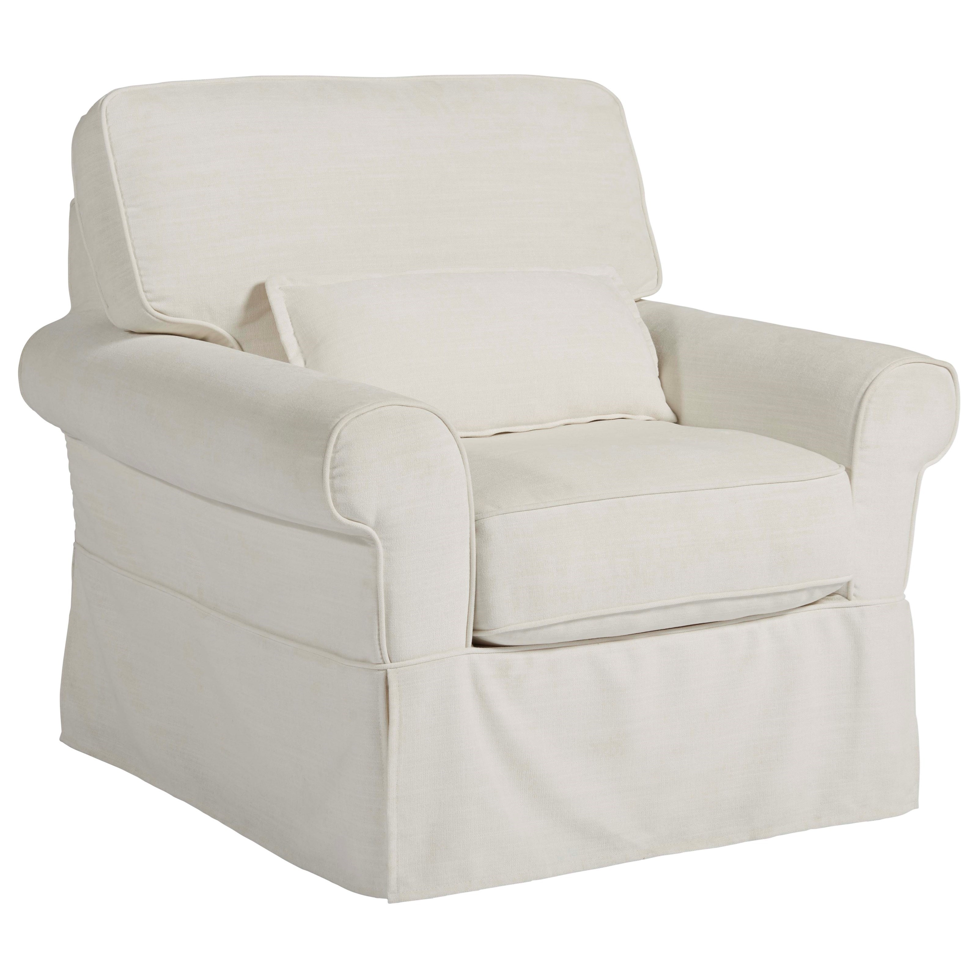 Ventura Chair with Rolled Arms