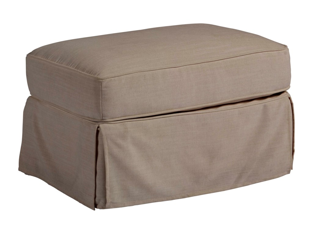 Universal Coastal Living Home - EscapeVentura Ottoman