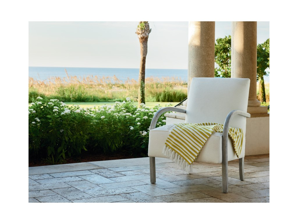 Universal Coastal Living Home - EscapeBahia Honda Accent Chair
