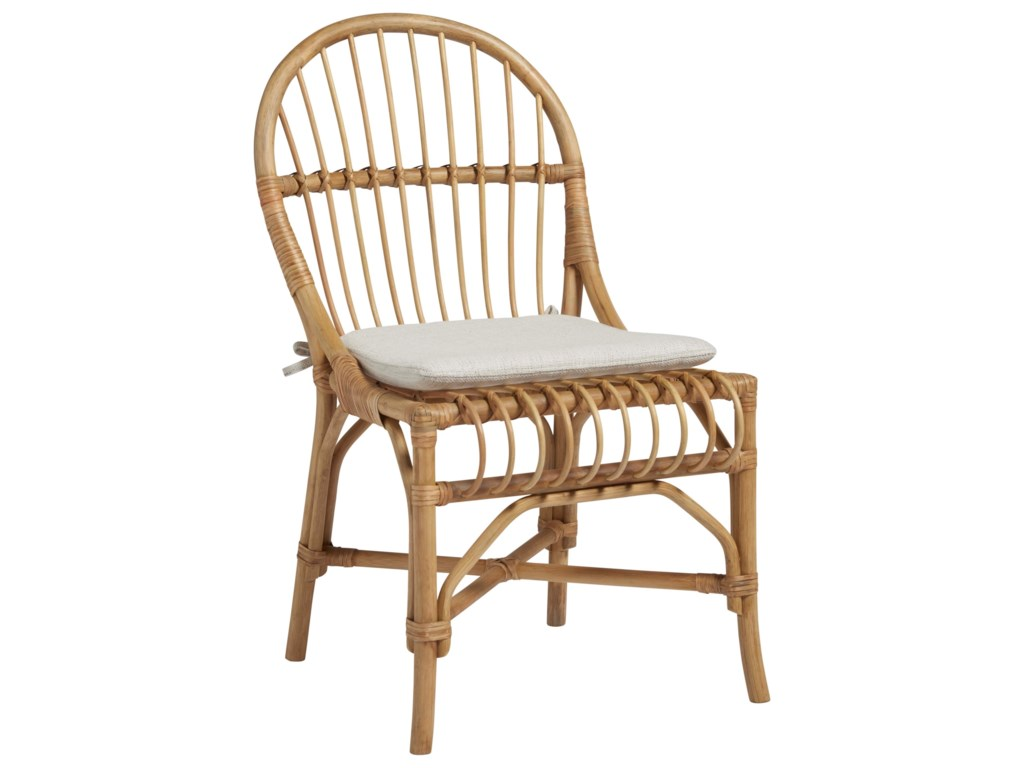 Universal Coastal Living Home - EscapeSanibel Side chair