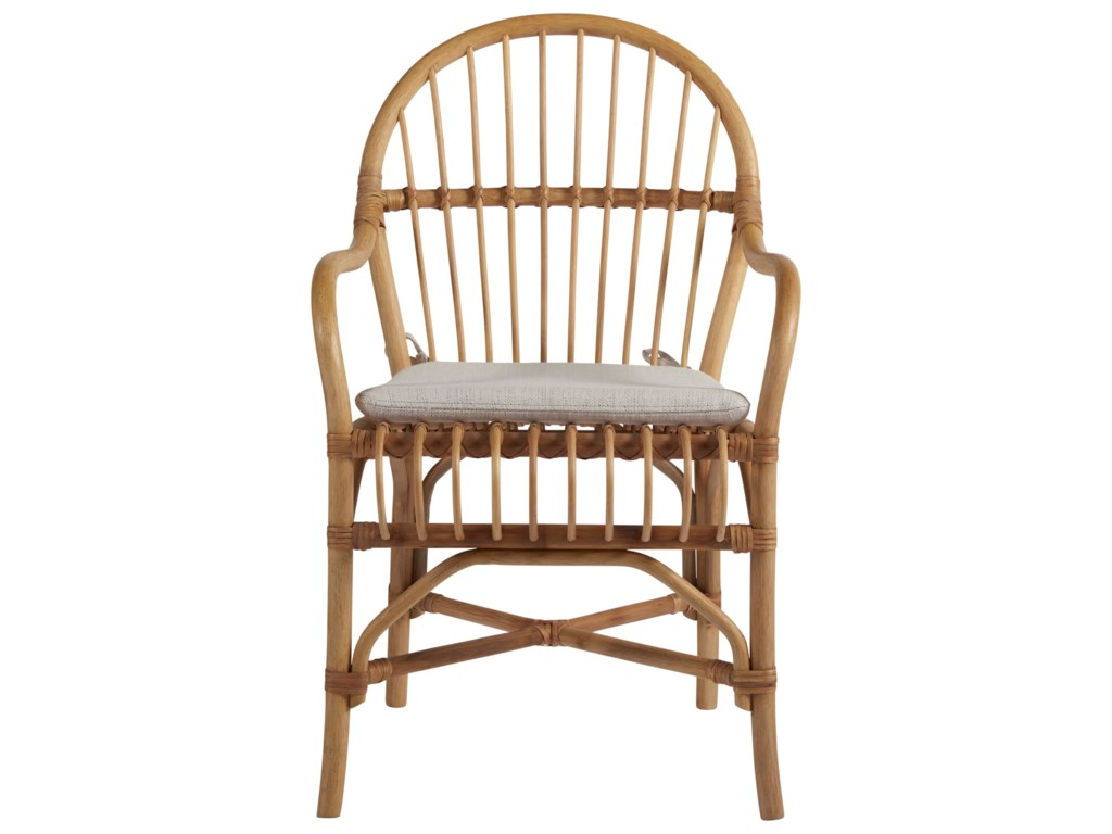 Universal Coastal Living Home - EscapeSanibel Arm Chair