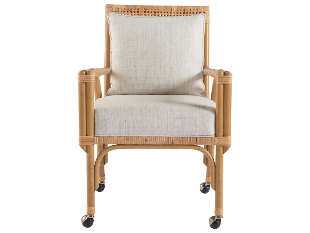 Universal Coastal Living Home - EscapeNewport Dining and Game Chair