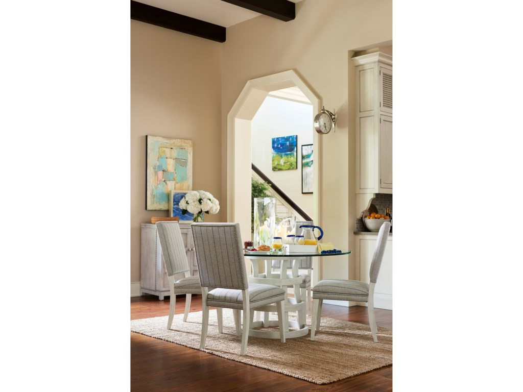 Universal Coastal Living Home - EscapeDining Side Chair
