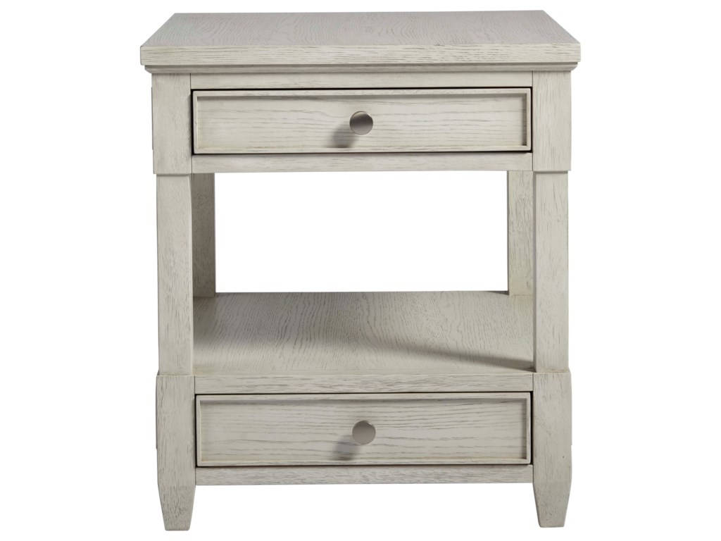 Universal Coastal Living Home - EscapeDrawer End Table