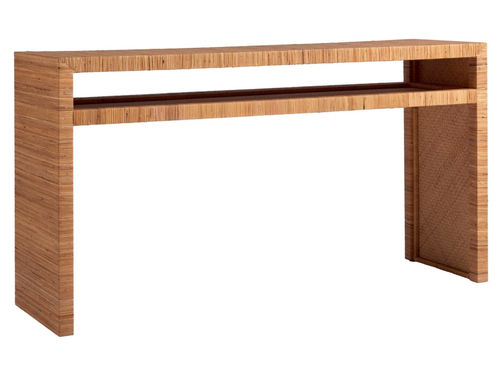 Universal Coastal Living Home - EscapeLong Key Console Table
