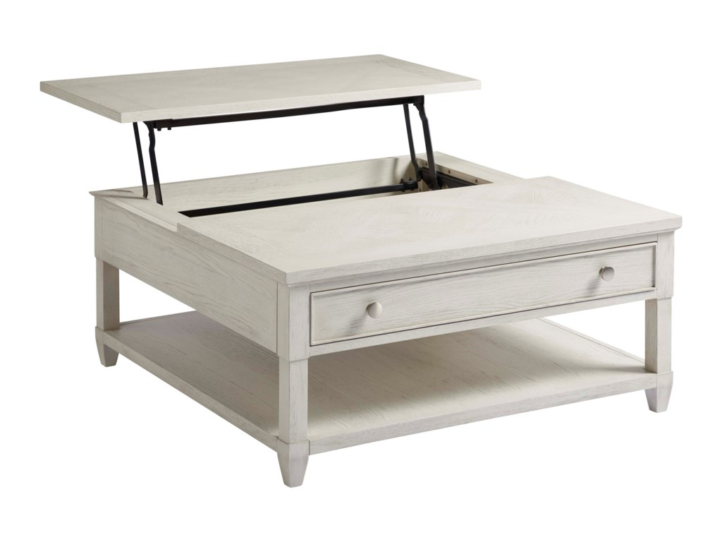Universal Coastal Living Home - EscapeTopsail Lifttop Table