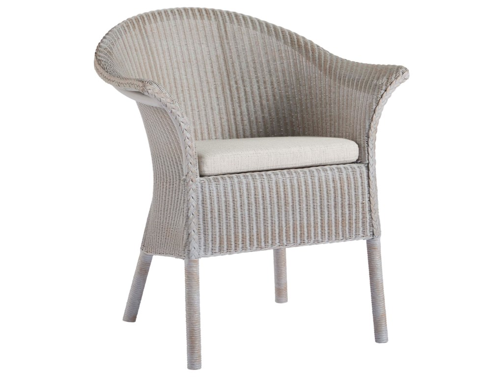 Universal Coastal Living Home - EscapeBar Harbor Dining and Accent Chair