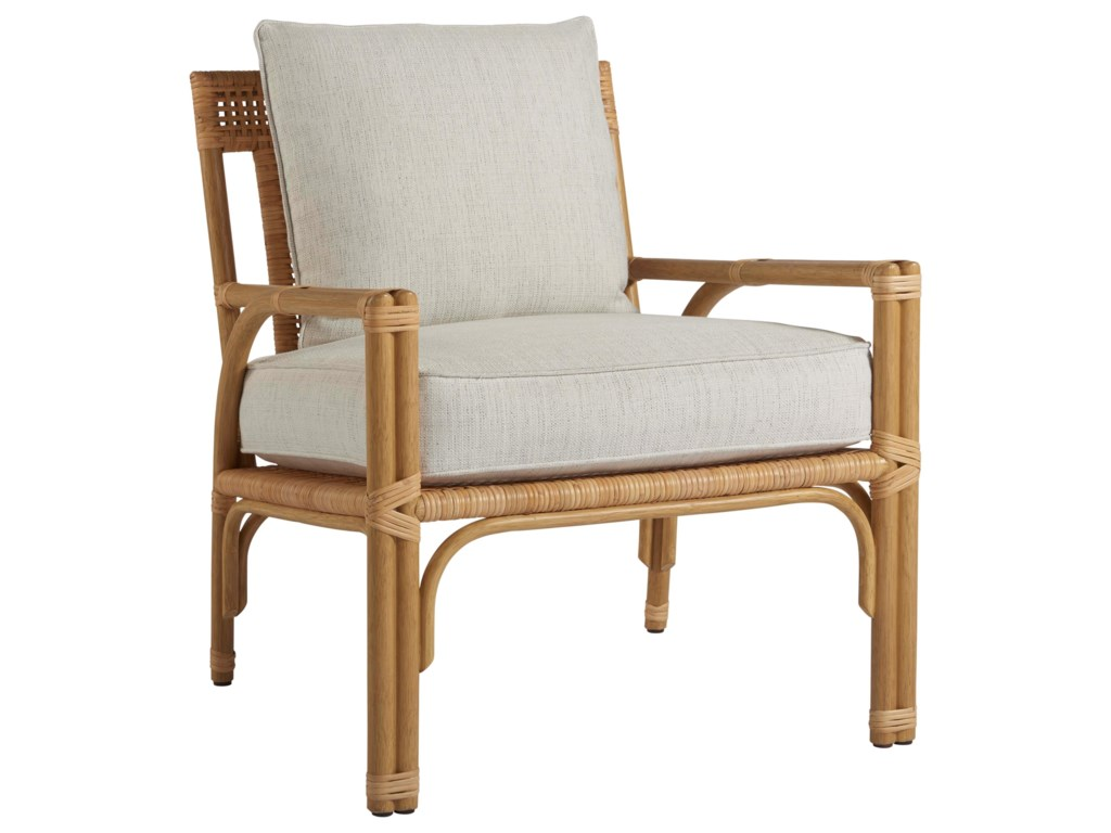 Universal Coastal Living Home - EscapeNewport Accent Chair